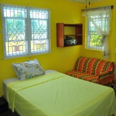 Отель Duncans Hideaway Guesthouse Стандартный номер с различными типами кроватей фото 4