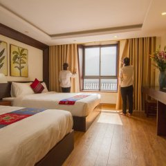 Freesia Hotel 4* Номер Делюкс с различными типами кроватей фото 6