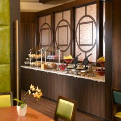 Отель Fairfield Inn & Suites by Marriott Washington, DC/Downtown питание