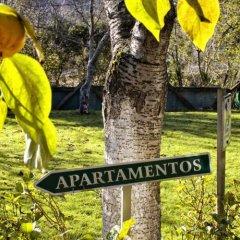 Отель Apartamentos Rurales L'Arquera