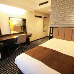 APA HOTEL Fukuoka Watanabedori Ekimae EXCELLENT 3* Стандартный номер с различными типами кроватей фото 12