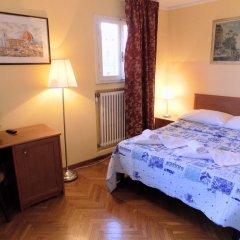 Отель Soggiorno Pitti 3* Стандартный номер с различными типами кроватей