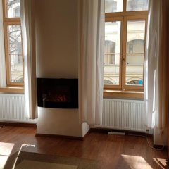Апартаменты Liszt Studios Apartment Будапешт сейф в номере