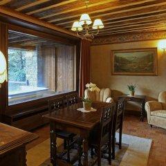 Mont Blanc Hotel Village 5* Люкс с различными типами кроватей фото 11