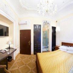 Бутик-Отель Росси 4* Номер Делюкс разные типы кроватей фото 2