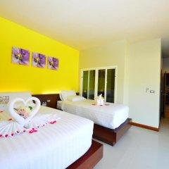 Отель Ban Thai Villa Пхукет комната для гостей фото 5