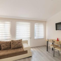 Отель Ortakoy Aparts & Suites Апартаменты с различными типами кроватей фото 8