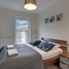 Апартаменты Apartinfo Chmielna Park Apartments Улучшенные апартаменты с различными типами кроватей фото 25