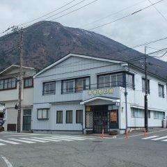 Отель Yama-no-Yado Sugimoto-kan Никко парковка