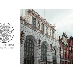 Отель Paradise Lost Улучшенные апартаменты с различными типами кроватей фото 9