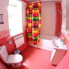 Arbuz Hostel Кровать в общем номере двухъярусные кровати фото 4