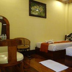 Отель Villa Somphong 2* Номер Делюкс с 2 отдельными кроватями фото 9