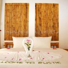 Отель Hoi An Rustic Villa 2* Улучшенный номер с различными типами кроватей фото 2