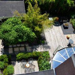 Отель Conscious Hotel Museum Square Нидерланды, Амстердам - 10 отзывов об отеле, цены и фото номеров - забронировать отель Conscious Hotel Museum Square онлайн балкон