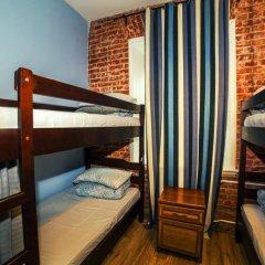 Хостел Давыдов Стандартный номер с различными типами кроватей (общая ванная комната) фото 4