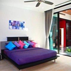 Отель Baan Bua Nai Harn 3 bedrooms Villa комната для гостей фото 2