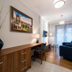 Отель EXCLUSIVE Aparthotel Улучшенные апартаменты с 2 отдельными кроватями фото 14