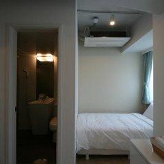 Отель Wons Ville Myeongdong 2* Стандартный номер с различными типами кроватей фото 9
