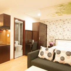 Апартаменты Song Hung Apartments Апартаменты с различными типами кроватей фото 8