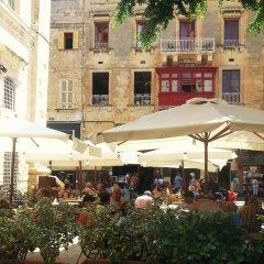 Отель Luciano Valletta Boutique питание