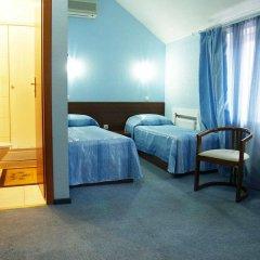 Отель Inn Gusy Lebedy Мариуполь комната для гостей фото 4