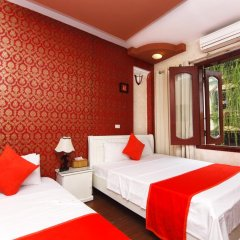 Отель Hanoi Central Homestay 3* Стандартный семейный номер фото 3