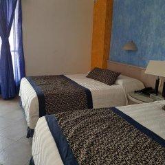 Hotel Club Del Sol Acapulco комната для гостей фото 2