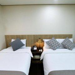 Golden City Hotel Dongdaemun 3* Стандартный номер с различными типами кроватей фото 6