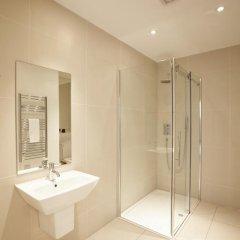Отель City Marque Grosvenor Serviced Apartments Великобритания, Лондон - отзывы, цены и фото номеров - забронировать отель City Marque Grosvenor Serviced Apartments онлайн ванная фото 2