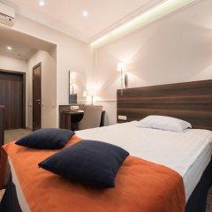 Багратион отель 3* Стандартный номер разные типы кроватей фото 4