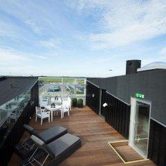 Aalborg Airport Hotel балкон