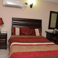 Отель The Emperor Place (Annex) Нигерия, Лагос - отзывы, цены и фото номеров - забронировать отель The Emperor Place (Annex) онлайн комната для гостей фото 2