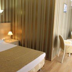 Мини-Отель У Заполярья 3* Люкс с различными типами кроватей фото 15