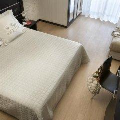 Hotel Villa Bianca 3* Номер Делюкс двуспальная кровать фото 4