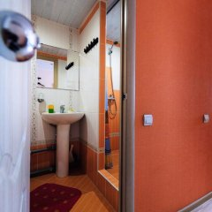 Апартаменты В Центре Студия разные типы кроватей фото 18