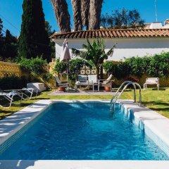 Отель Charming Country House Torremolinos Торремолинос бассейн