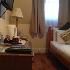 Kipps Brighton Hostel Номер с общей ванной комнатой с различными типами кроватей (общая ванная комната) фото 4