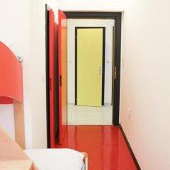Chillout Hostel Zagreb Кровать в общем номере с двухъярусной кроватью фото 49