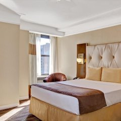 The New Yorker A Wyndham Hotel 2* Стандартный номер с различными типами кроватей фото 10