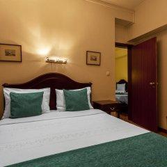 Vera Cruz Porto Downtown Hotel 2* Стандартный номер разные типы кроватей фото 12