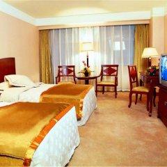 Beijing Fujian Hotel Пекин комната для гостей фото 4