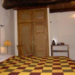 Отель A Lagosta Perdida Стандартный семейный номер разные типы кроватей фото 10