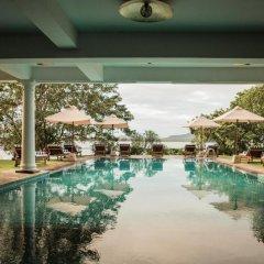 Отель Thaulle Resort бассейн фото 3