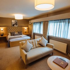 The Redhurst Hotel 3* Представительский номер с различными типами кроватей фото 8