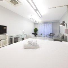Отель Pension T5 Donostia Suites Улучшенный номер с различными типами кроватей фото 2