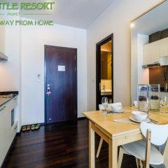 Отель The Title Phuket 4* Номер Делюкс с разными типами кроватей фото 5