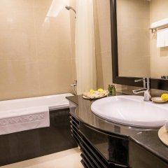 Отель Belle Maison Hadana Hoi An Resort & Spa - managed by H&K Hospitality. 4* Представительский номер с различными типами кроватей фото 6