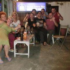 Home Base Hostel Adults Only Бангкок гостиничный бар