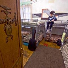 Central Hostel Кровать в общем номере с двухъярусной кроватью фото 3