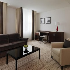 Отель Cologne Marriott Hotel Германия, Кёльн - 8 отзывов об отеле, цены и фото номеров - забронировать отель Cologne Marriott Hotel онлайн комната для гостей фото 2